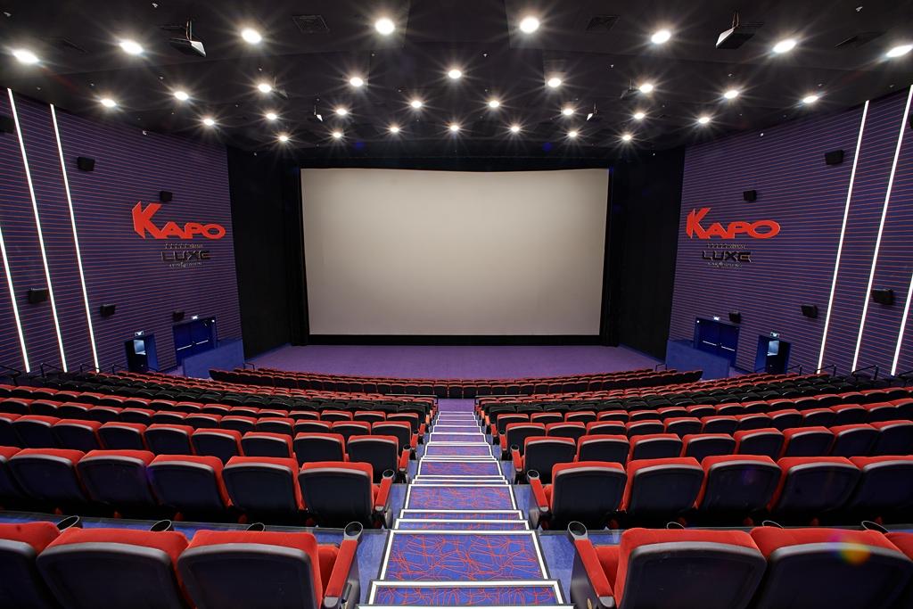 """Кинотеатр """"Каро"""" появится в торговом центре """"Мега"""""""