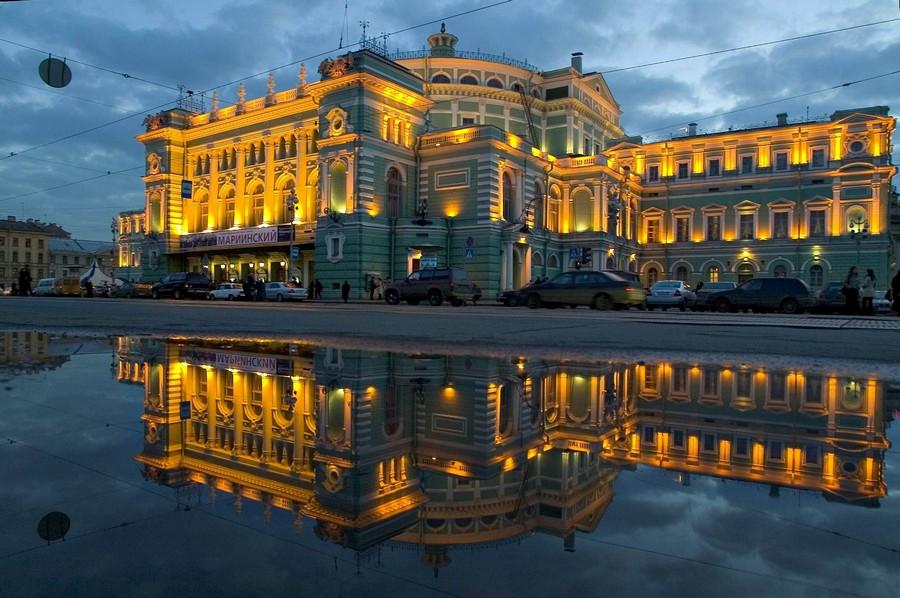 Мариинский – самый посещаемый театр России