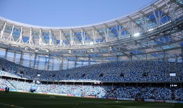 Стадион «Нижний Новгород» станет площадкой фестиваля «Горький fest»