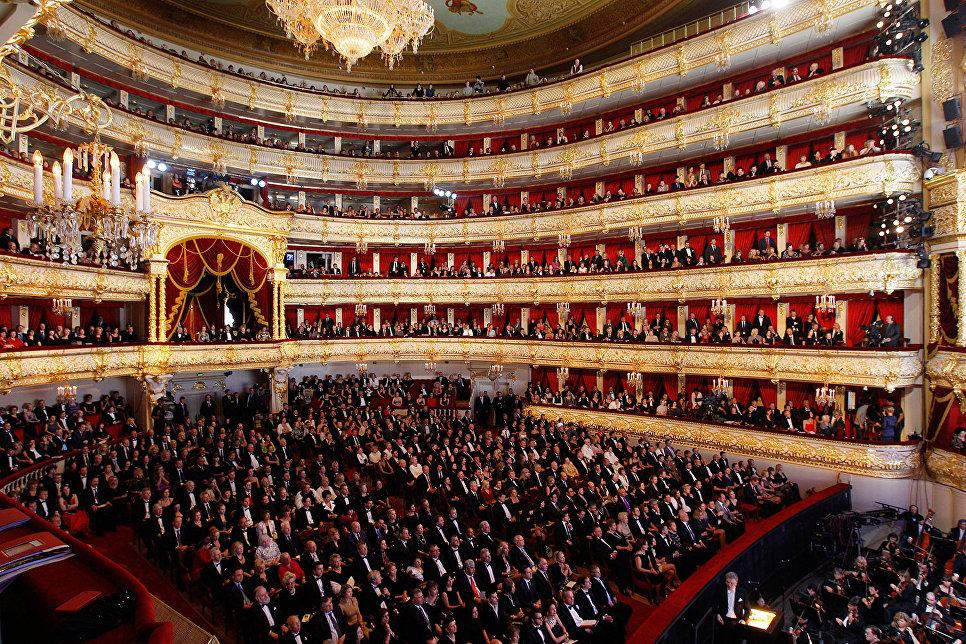 Большой театр представляет первую балетную премьеру 243-го сезона