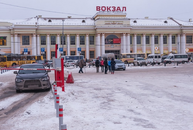 Екатеринбургский вокзал впервые станет сценой для выступления поэтов