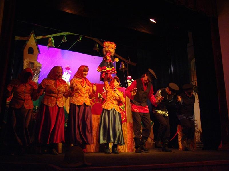 В Тамбовском театре кукол готовят премьеру спектакля для взрослых