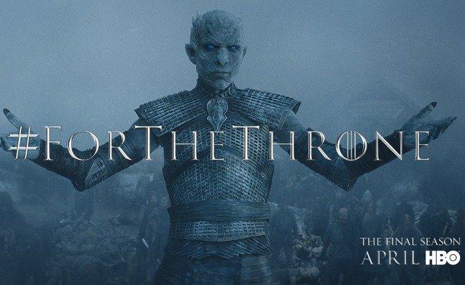 Восьмой сезон «Игры престолов» выйдет в апреле 2019 года