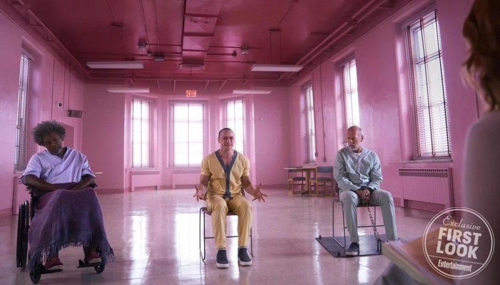 «Стекло» — первый трейлер продолжения «Сплита» и «Неуязвимого»