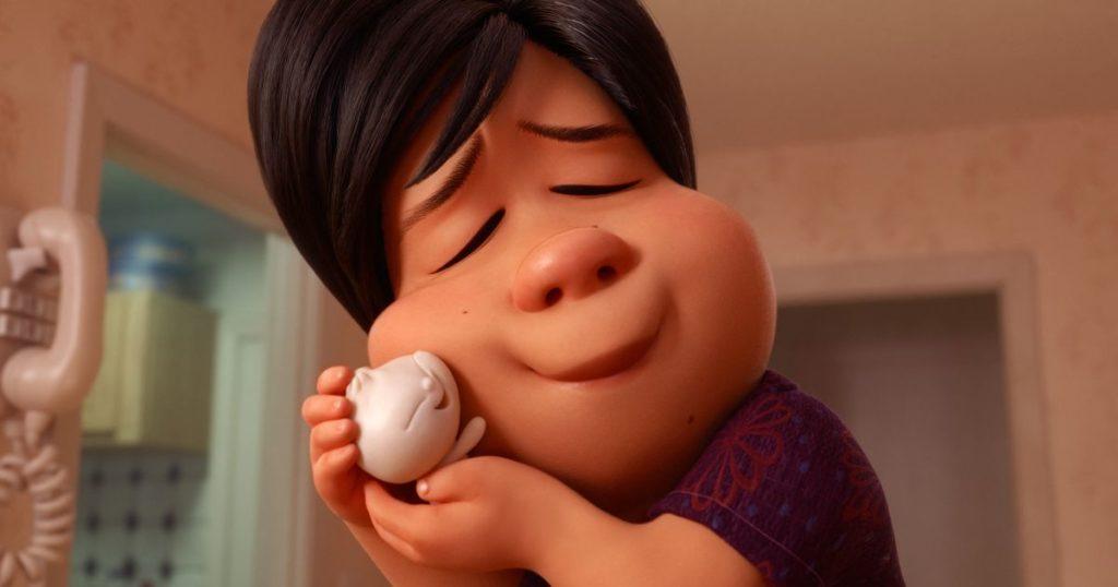 """Короткемтражка """"Bao"""" от Disney•Pixar будет доступна на YOUTUBE всего одну неделю"""