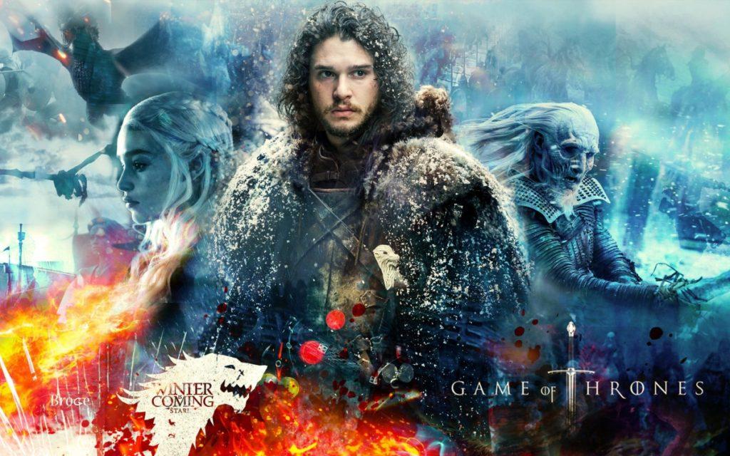Лед и пламя сталкиваются в тизере «Игры престолов» (Видео)
