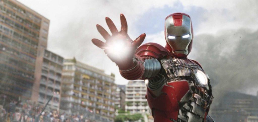 Рецензия «Железный человек-2″