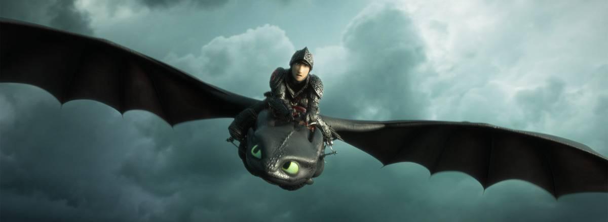 Рецензия на мультфильм «Как приручить дракона 3»