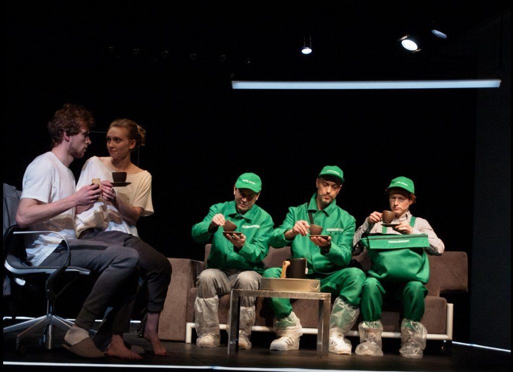«Сережа очень тупой» в Театре Петра Фоменко - реакция зрителей (рецензия)