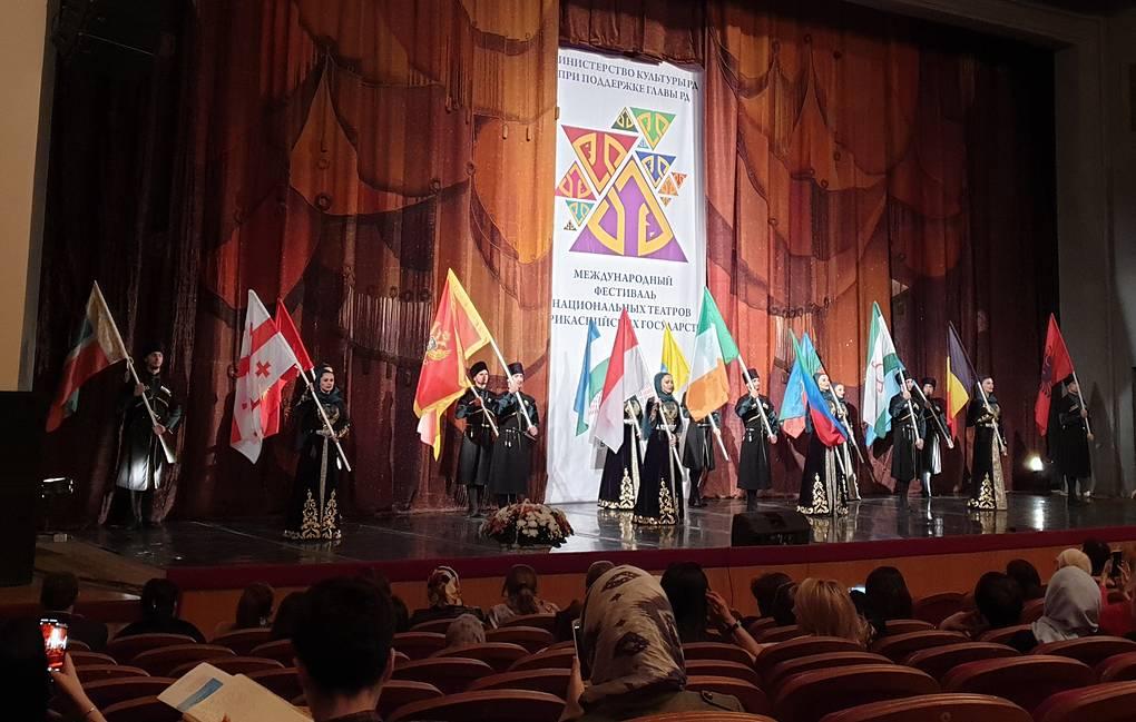 Фестиваль национальных театров прикаспийских государств стартовал впервые в Дагестане