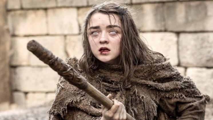Мэйси Уильямс рассказала о постельной сцене в «Игре престолов»