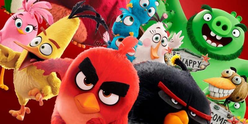 """""""Улётная команда"""" - рецензия на фильм """"Angry Birds 2 в кино"""""""