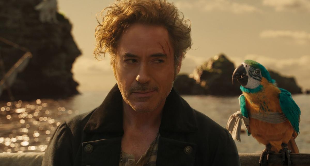 """""""Он вам не Железный Человек"""" -рецензия на фильм """"Удивительное путешествие доктора Дулиттла"""""""