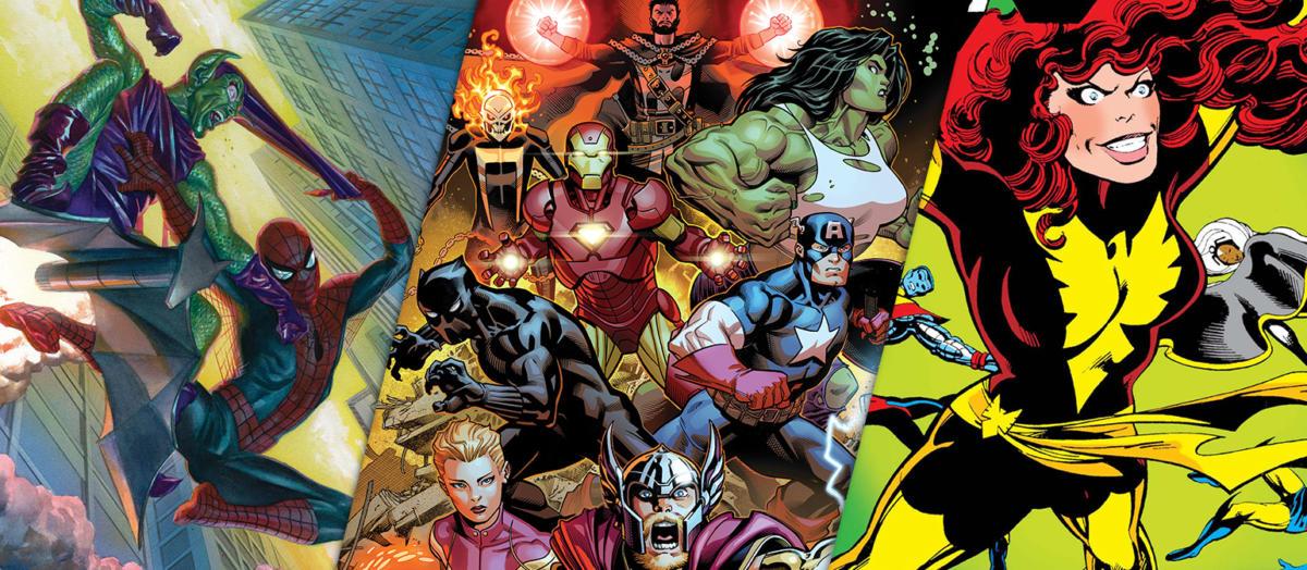 Marvel сделала часть своих комиксов бесплатными до 4 мая