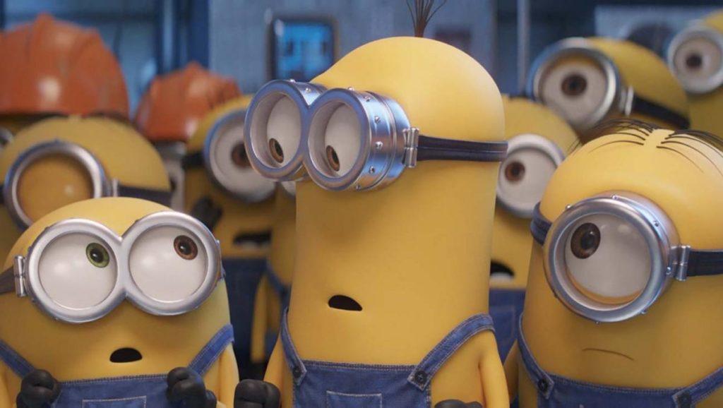 Кинокомпания Universal перенесла дату премьеры «Миньонов 2» на год