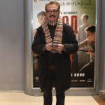 Борис Берман на премьере фильма Подбросы