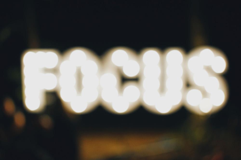 Разберись с фокусом