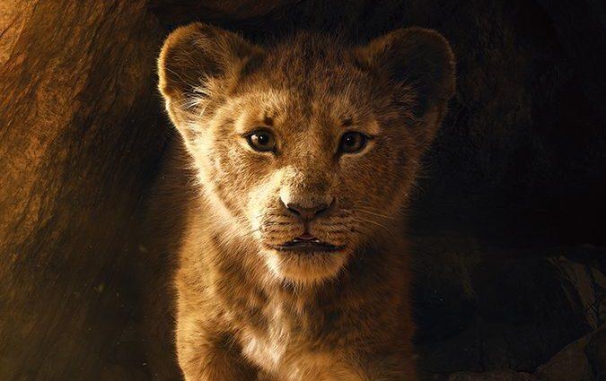 Первый постер к фильму «Король Лев»