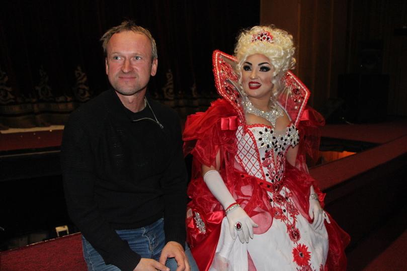 Д'Артаньян сыграл против кардинала на сцене Крымского музтеатра