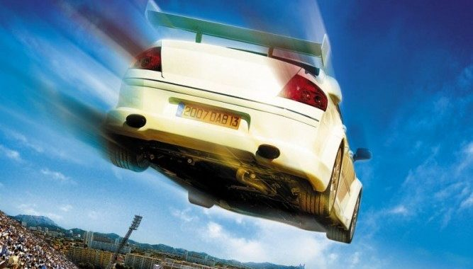 Смотреть фильм Такси 4 (2007) онлайн бесплатно