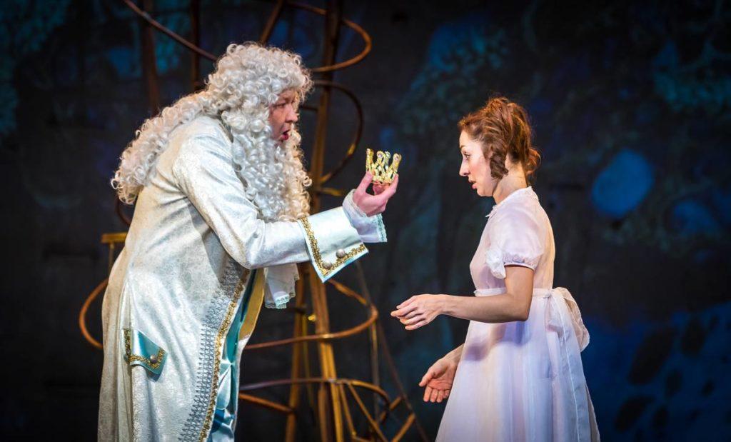 """Театр на Таганке представит зрителям """"Старую, старую сказку"""""""
