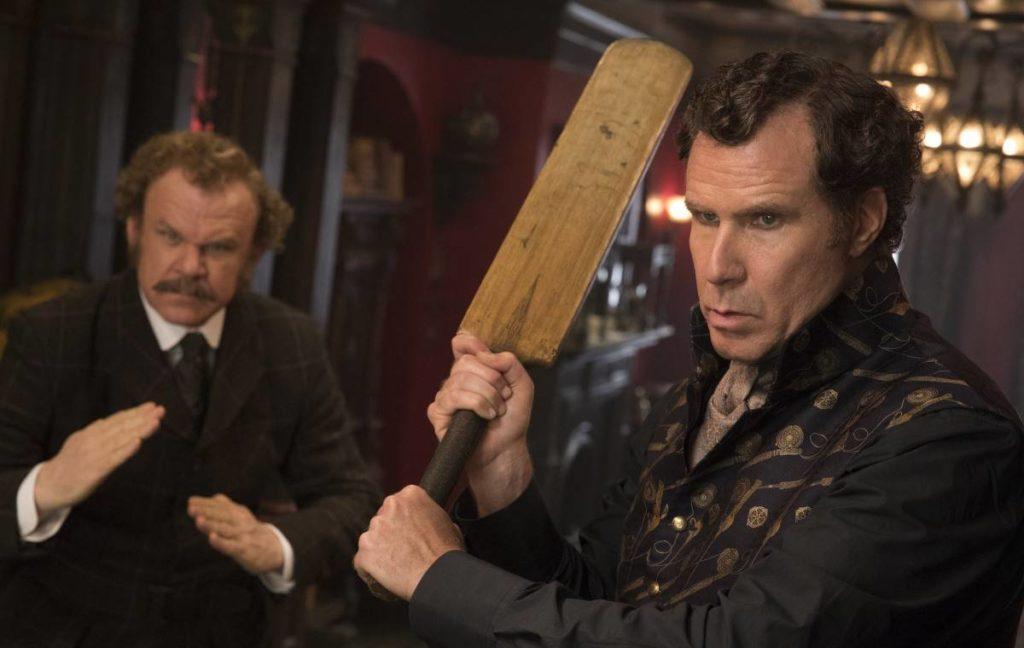 """Отзыв на фильм """"Холмс и Ватсон"""""""