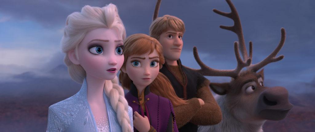 Первое видео к анимационному приключению Disney «Холодное сердце 2»