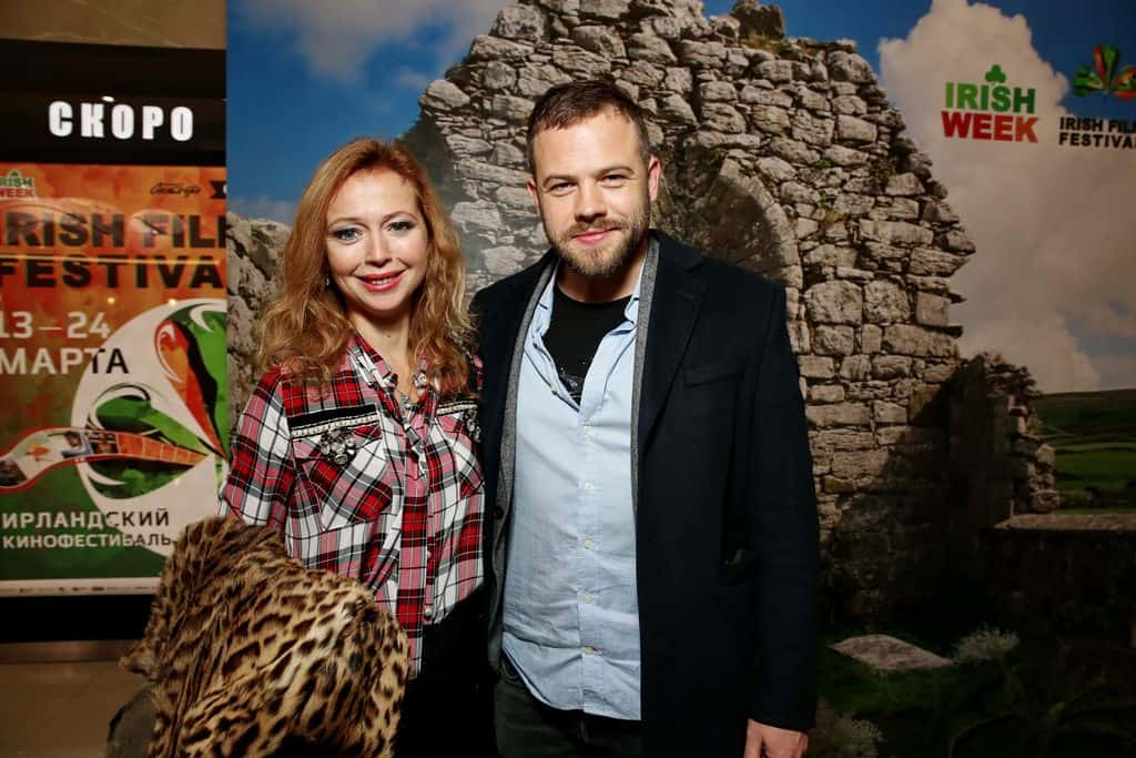 Звезда «Викингов» Мо Данфорд открыл фестиваль ирландского кино