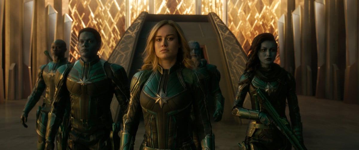 """""""Капитан, капитан, подтянитесь!"""" - рецензия на фильм """"Капитан Марвел"""""""