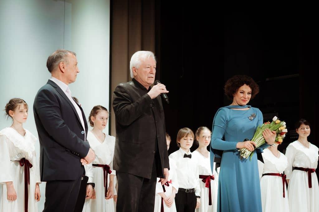 Лариса Шахворостова подарила всем свою любовь  на концерте-спектакле «Ты только верь!..»