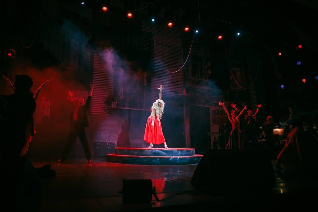 «Мария де Буэнос-Айрес» показала «Libertango» Астора Пьяццоллы  на русском языке