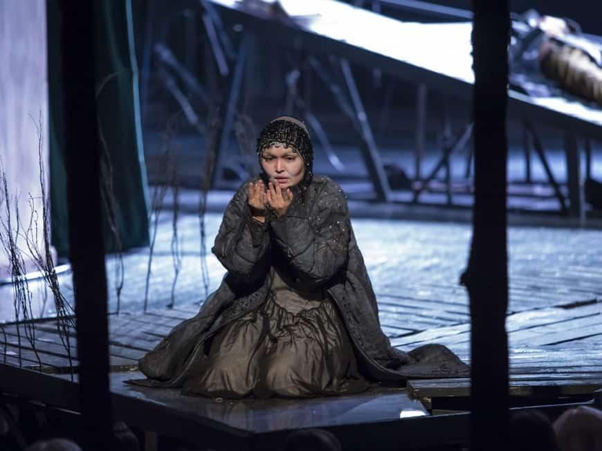 4 апреля казанский зритель увидит спектакль «Зулейха открывает глаза»