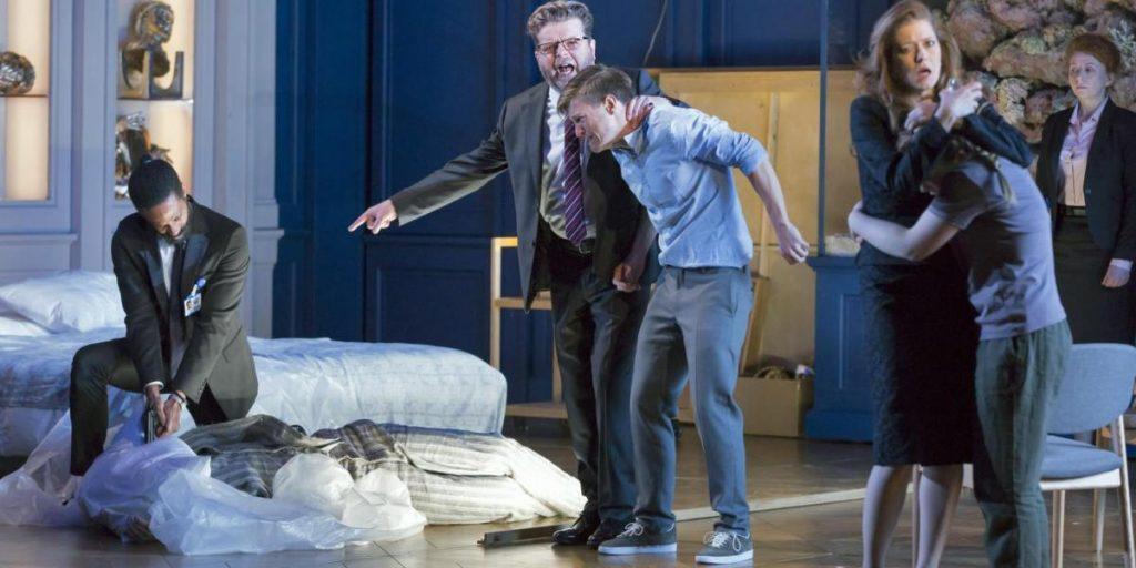 В Мариинском театре покажут премьеру «Уроков любви и жестокости»
