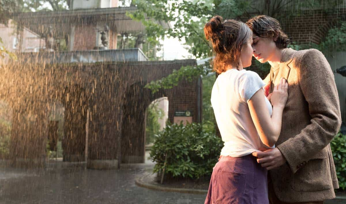 """«У этого города свои правила» - рецензия на фильм """"Дождливый день в Нью-Йорке"""""""